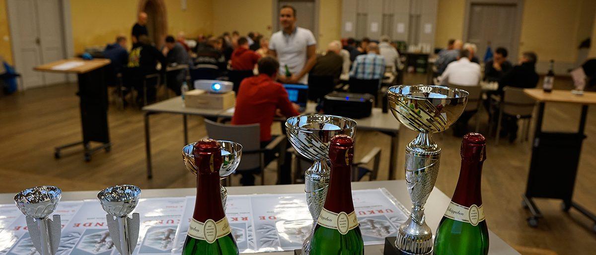 Stadtmeisterschaft 2019 des SV 1919 Grimma II
